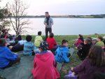 Lac de la Ganguise, avec une classe de CM2