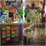 """Projet pour """"Le Lauragais dans les Arts"""" édition 2018, Ecole de St Félix"""