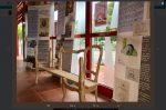Exposition à la maison du Tourisme de Port Lauragais mai-juin 2019