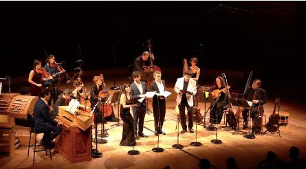 Concert de Cappella Mediterranea