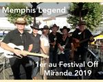 Memphis Legend Vainqueur du Festival Off de Country In Mirande 2019