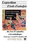 Exposition : L'école d'autrefois par Jacques Mengelle
