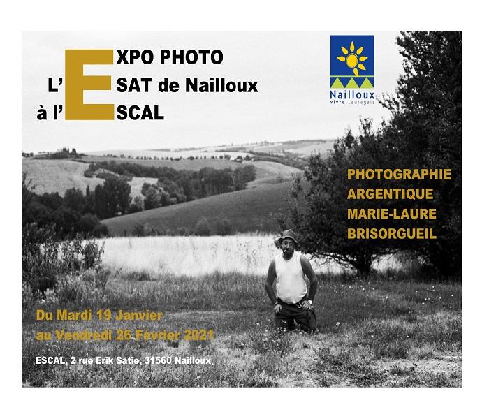 Exposition : «ESAT de Nailloux» de Marie-Laure Brisorgueil