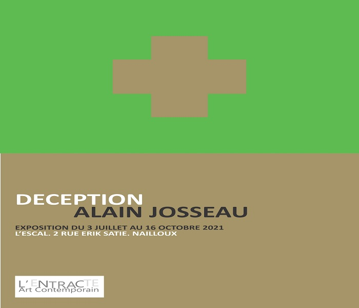 You are currently viewing Exposition : Déception d'Alain Josseau
