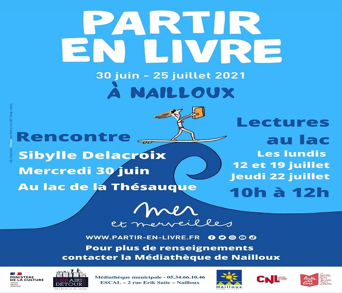 You are currently viewing Partir en Livre – Mers et Merveilles