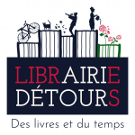 Logo Librairie Détours